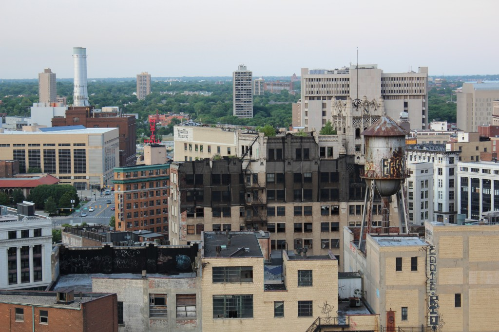 The fall of Motown might be a glimpse of the future for other American cities, if nothing is learnt. Foto: Ann Millspaugh/Flickr Creative Commons