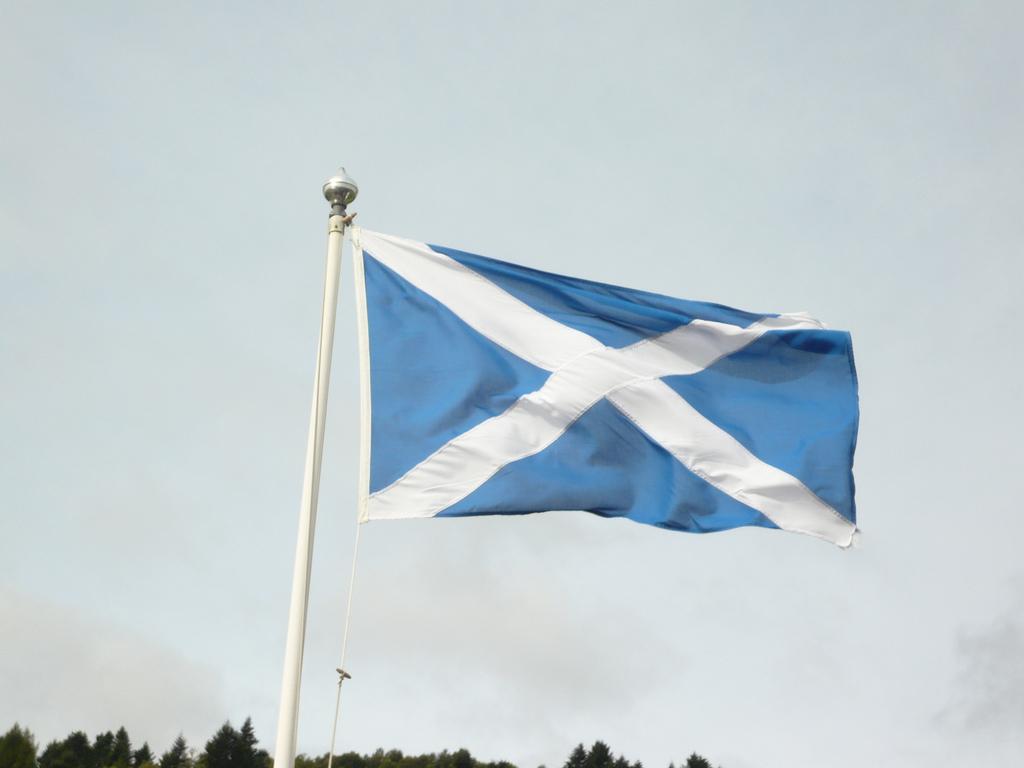 Kan dette flagget bli til en ny uropeisk stat? Foto: Wikimedia