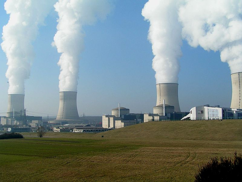 Hva er egentlig risikoen ved bruk atomkraftverk? Foto: Stefan Kühn/Wikimedia Commons