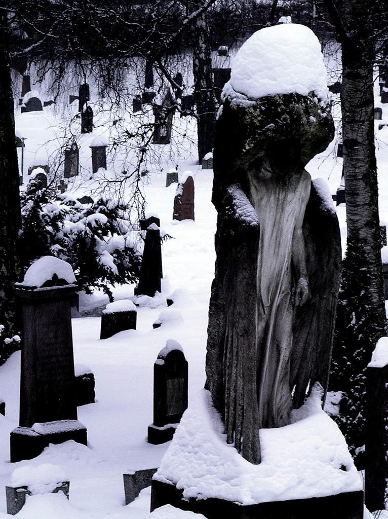 Bildetekst: Usmakelig: Uroelementer i vinteridyllen reiser busten hos noen. Foto: Geir  Halvorsen/Flickr Creative Commons