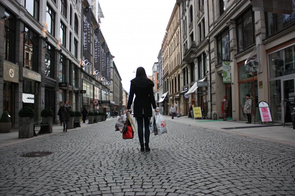 De maktesløse forbrukerne finnes ikke.  Foto: Eva-Marie Høyheim Feten