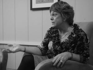 Benestad er engasjert i debatten om kjønn, og er professor i sexologi ved Universitetet i Agder. Hen og kona Elsa Almås var dei fyrste til å ha eit slikt professorat i Norge. Foto: Lara Kristiansen.