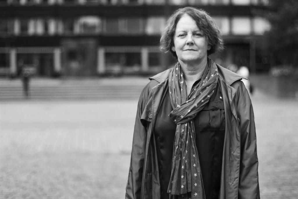 Universitetslektor Siren Leirvåg. Foto: Ane Larsen